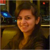 Haas Undergrad Shreya Dhingra