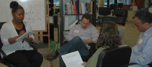 GO Leadership Team Assessing New Ideas