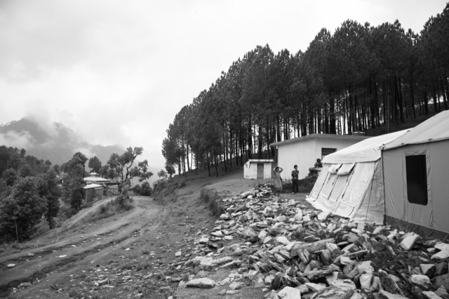 11. Dhading_Katunje_Health Post View