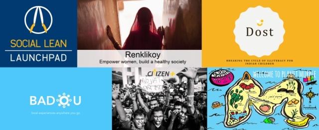 Berkeley-Haas Social Startups