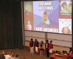 Berkeley-Haas YEAH presentations